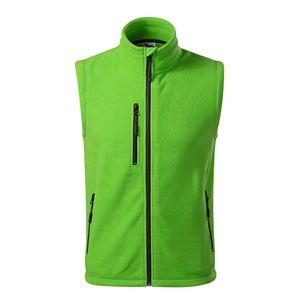 Adler Fleecová vesta Exit - Apple green | S