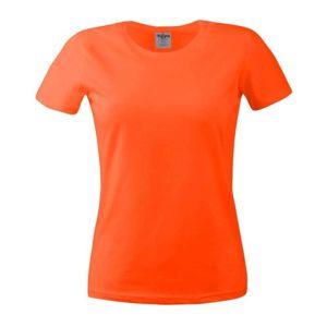 Keya Dámske tričko ECONOMY - Oranžová | M