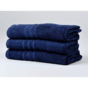 Dobrý Textil Osuška Economy 70x140 - Tmavě modrá