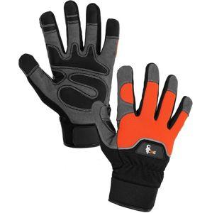 Canis Kombinované rukavice PUNO - 10