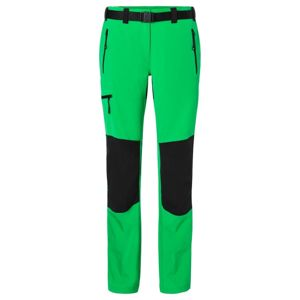 James & Nicholson Dámske trekingové nohavice JN1205 - Kapradinová / černá | XL