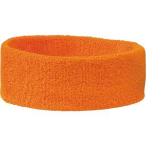 Myrtle Beach Športová čelenka MB042 - Oranžová