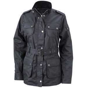 James & Nicholson Dámska štýlová bunda JN1055 - Černá | L