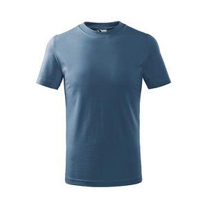 Adler Detské tričko Basic - Denim | 146 cm (10 let)
