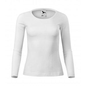 Adler Dámske tričko s dlhým rukávom Fit-T Long Sleeve - Bílá | XXXL