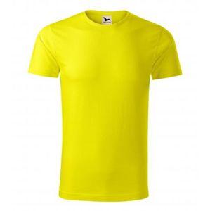 Adler Pánske tričko Origin - Citrónová | XL