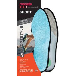Moneta Športové vložky do obuvi Sportstyle - 35