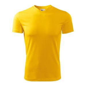Adler Pánske tričko Fantasy - žlutá / XS