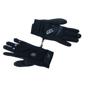 James & Nicholson Zimné cyklistické rukavice JN335 - Černá | L