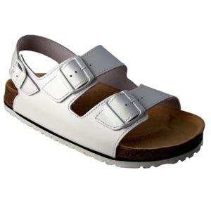 Ardon Zdravotné sandále Fenix - Bílá | 36
