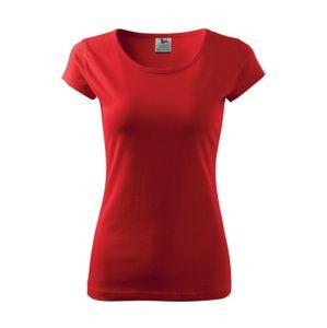 Adler Dámske tričko Pure - Červená | XXL