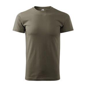 Adler Pánske tričko Basic - půlnoční modrá / M