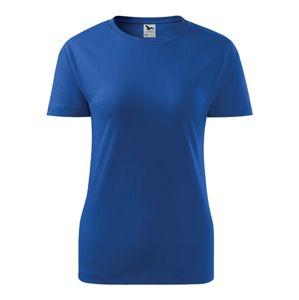 Adler Dámske tričko Basic - Královská modrá | XL