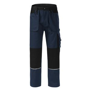 Adler Pracovné nohavice Woody - Námořní modrá | L