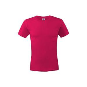 Keya Pánske tričko EXCLUSIVE - Fuchsiová | S