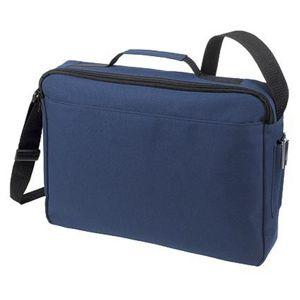 Halfar Veľká taška na dokumenty BASIC - Tmavě modrá